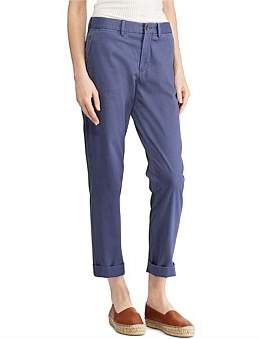 Polo Ralph Lauren Brooke Slim Leg Pant