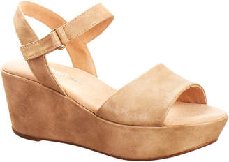 Antelope 560 Leather Wedge Slingback Sandal
