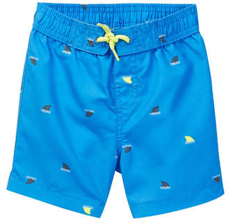 Joe Fresh Allover Print Trunk (Baby Boys)