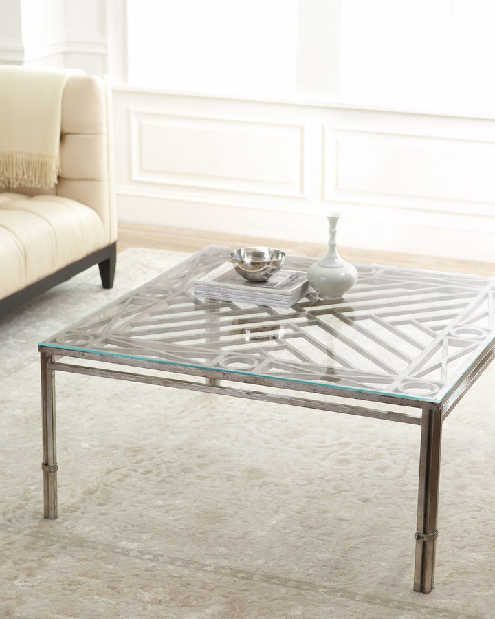 Annie Selke Home Cadence Coffee Table