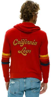 Aviator Nation California Zip Up