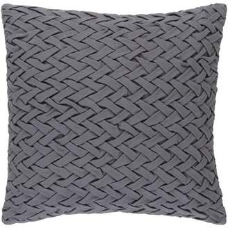 Three Posts Eastlawn 100% Cotton Throw Pillow