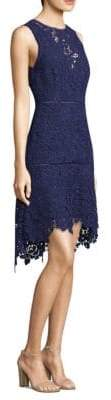 Joie Bridley Floral Lace A-Line Dress