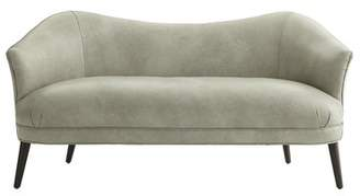 Arteriors Home Duprey Leather Settee
