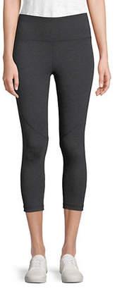 Calvin Klein High-Rise Cropped Leggings