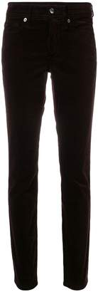 Cambio classic slim-fit trousers