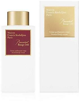 Francis Kurkdjian Baccarat Rouge 540 Scented body cream 540