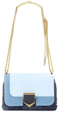 Jimmy ChooJimmy Choo Lockett Petite Leather Bag