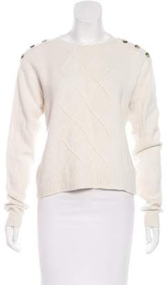 Frame Wool and Cashmere-Blend Sweater