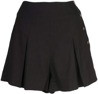 Vince pleated tailored shorts