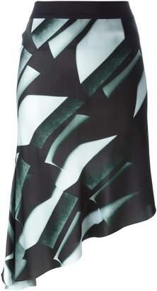 Ann Demeulemeester asymmetric skirt
