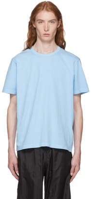 Our Legacy Blue Light Army Jersey New Box T-Shirt