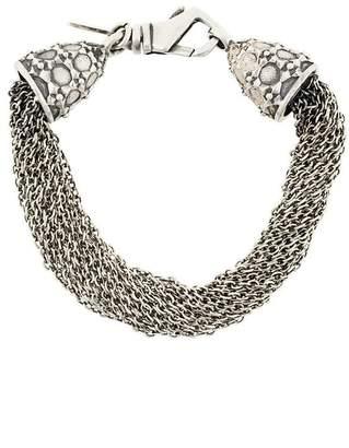 Emanuele Bicocchi multi chain bracelet