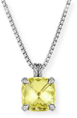 David Yurman 14mm Châtelaine Pendant Necklace