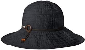 Betmar Women's Coconut Ring Safari Sun Hat