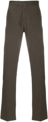 Ermenegildo Zegna tailored fitted trousers