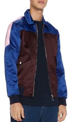 Scotch & Soda Harrington Color-Block Jacket