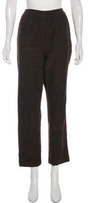 eskandar Corduroy High-Rise Pants