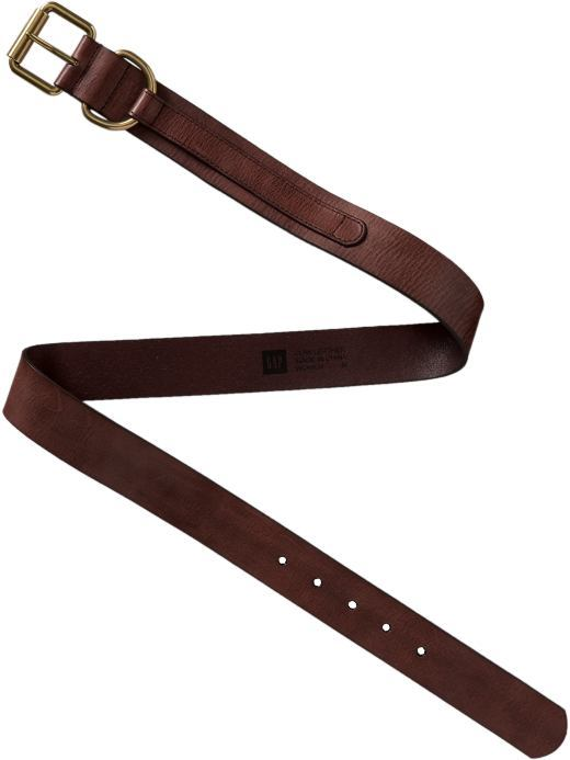 Tab belt