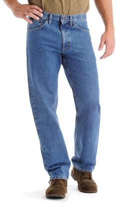 Lee Big & Tall Regular Straight-Leg Jeans