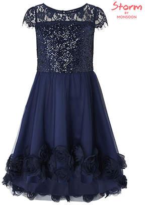 Monsoon Kendall Roses Dress