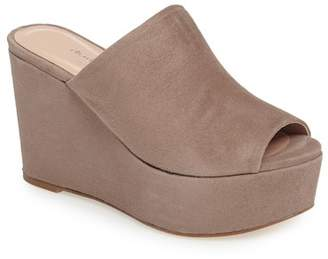 Charles David Padma Platform Wedge Mule