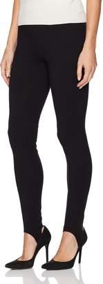 Hue Women's Cotton Stirrup Leggings Sockshosiery