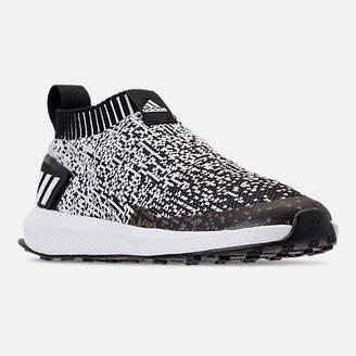 adidas Boys' Preschool RapidaRun Laceless Running Shoes