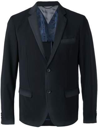 Diesel flap pockets blazer