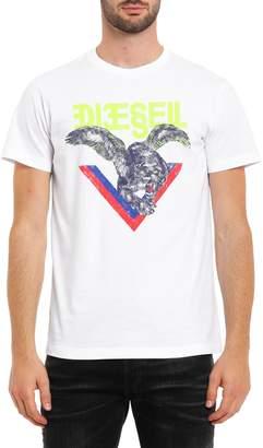 Diesel T-Diego-A4 T-Shirt