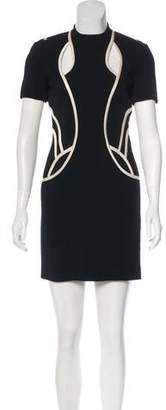 Temperley London Cutout Mini Dress