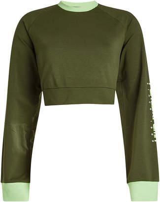 FENTY PUMA by Rihanna Sweatshirt with Lace-Up Back