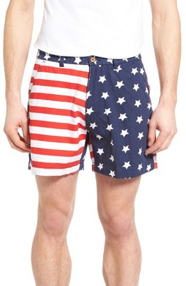Men's Vintage 1946 Snappers Americana Shorts $65 thestylecure.com