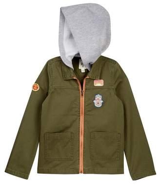 Billabong Found You Jacket (Little Girls & Big Girls)