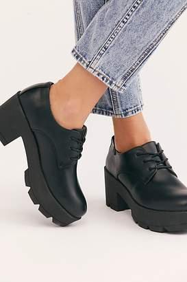 Free People Wilkes Platform Menswear Shoe