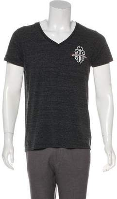 Chrome Hearts Graphic Knit T-Shirt