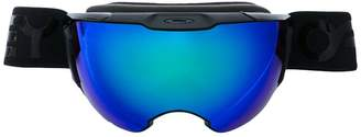 Oakley oversized mirrored sunglasses