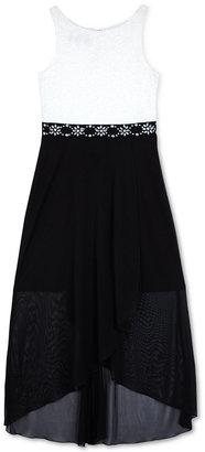 BCX Embellished Maxi Party Dress, Big Girls (7-16) $68 thestylecure.com