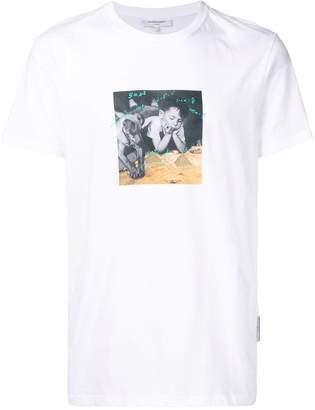 Les Benjamins graphic print T-shirt