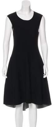 Milly Midi A-Line Dress