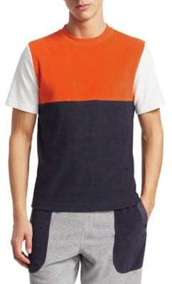 Madison Supply Terry Colorblock Tee