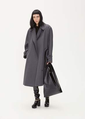 Maison Margiela Double Breasted Trench Coat