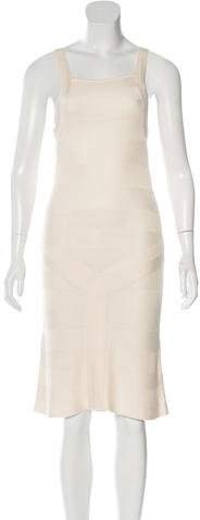 Christian Dior Knit Silk Dress