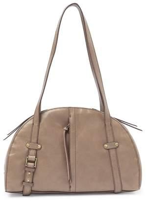 Hobo Beckon Leather Shoulder Bag
