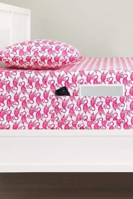 Flamingos Full Sheet Set