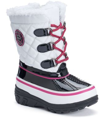 Totes Sophie Girls' Duck Boots $49.99 thestylecure.com
