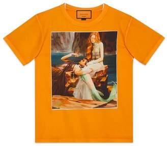 Gucci Il Prato di Ganimede Guccification print T-shirt