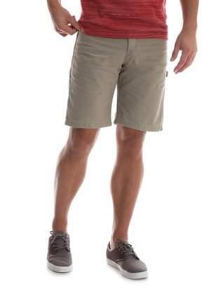 Wrangler Big Men's Denim Carpenter Short