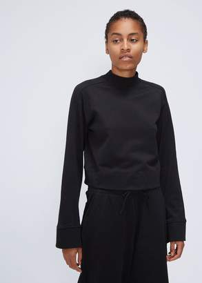 Y-3 Stacked Logo Turtleneck Sweater