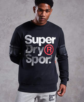Superdry Boomer Crew Neck Sweatshirt